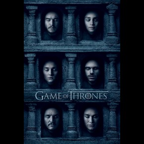 Game Of Thrones (Hall Of Faces) Poster