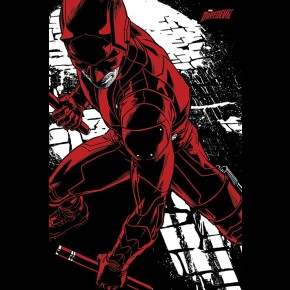 Daredevil (Fight) Poster