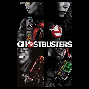 Ghostbusters (Girls) Poster