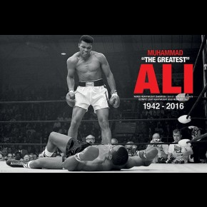 Muhammad Ali (Liston Commemorative) Poster