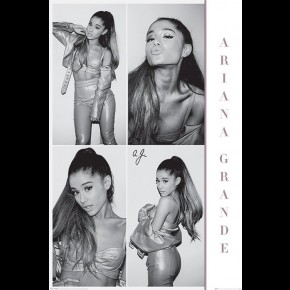 Ariana Grande (Collage) Poster