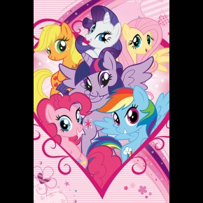 My Little Pony (Forever Friends) Poster