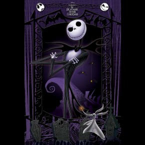 Nightmare Before Christmas (It's Jack) Poster