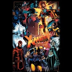 Marvel X-Men (Characters) Poster