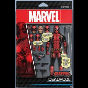 Marvel Deadpool (Action Figure) Poster