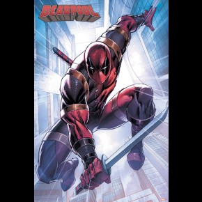 Marvel Deadpool (Action Pose) Poster