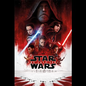 Star Wars Last Jedi (One Sheet) Poster