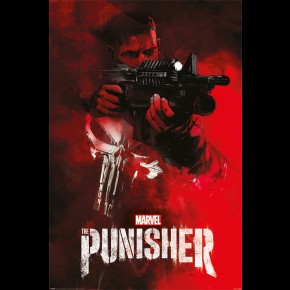Marvel Punisher (Aim) Poster