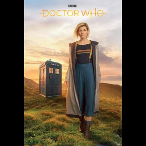 Doctor Who (13th Doctor) Poster