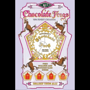 Harry Potter (Chocolate Frogs) Poster