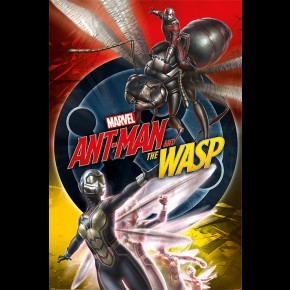 Ant-Man and The Wasp (Unite) Poster