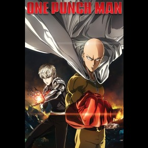 One Punch Man (Destruction Poster