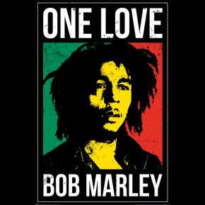 Bob Marley (One Love) Poster