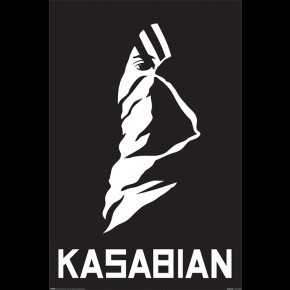 Kasabian (First Album) Poster