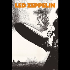 Led Zeppelin (Led Zeppelin I) Poster