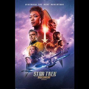 Star Trek Discovery (Next Adventure) Poster