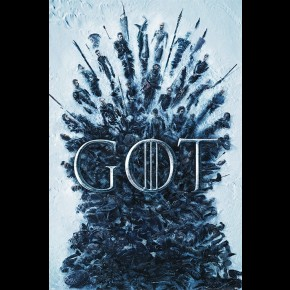 Game Of Thrones (Throne Of The Dead) Poster