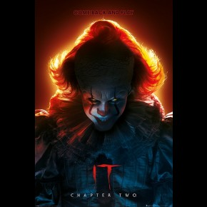 IT Chapter 2 (Come Back and Play) Poster