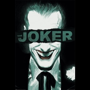 Batman Joker (Put on a Happy Face) Poster