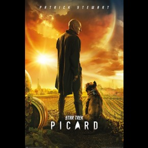 Star Trek Picard (Picard Number One) Poster
