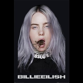 Billie Eilish (Spider) Poster