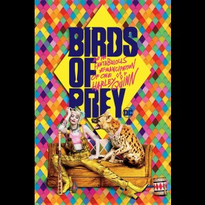 Birds Of Prey (Harley's Hyena) Poster