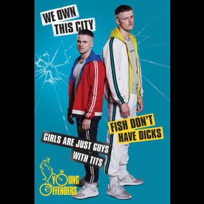Young Offenders (We Own This City) Poster