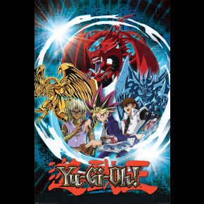 Yu-Gi-Oh! (Unlimited Future) Poster