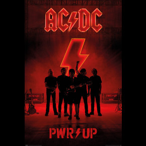 AC/DC (PWR/UP) Poster