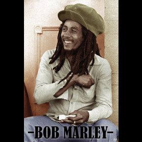 Bob Marley (Rolling Papers) Poster