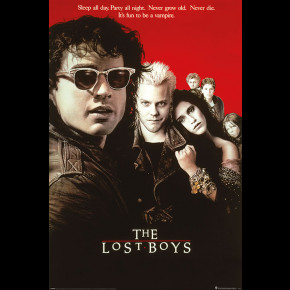 Lost Boys (Cult Classic) Poster