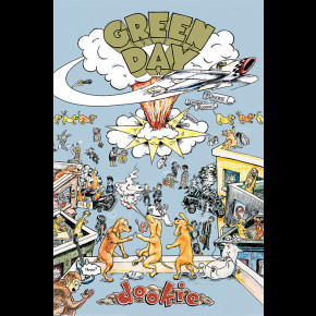 Green Day (Dookie) Poster