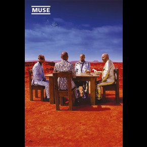 Muse (Black Holes And Revelations) Poster