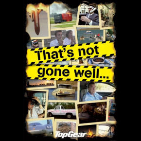 Top Gear That's Not Gone Well Poster