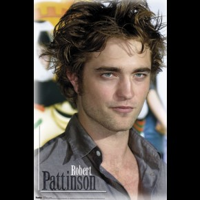 Robert Pattinson (Glance) Poster