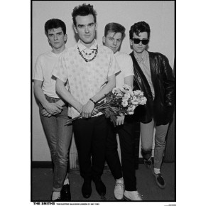 Smiths Electric Ballroom I Poster