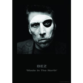 Happy Mondays Bez Poster