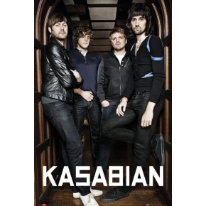 Kasabian (Archway) Poster