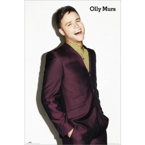 Olly Murs (Suit) Poster