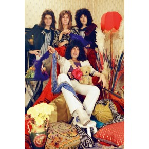 Queen (Band) Poster