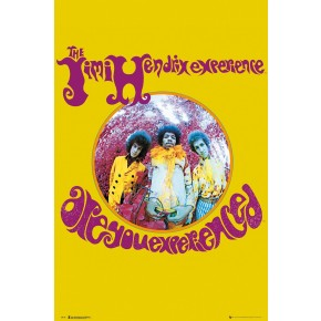 Jimi Hendrix Are You Experienced Poster