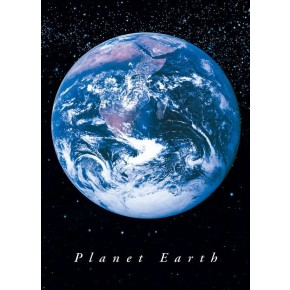 Planet Earth Poster