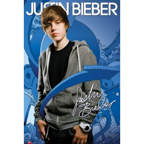 Justin Bieber (Arrows) Poster